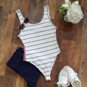 Forever 21 Tank Body Suit